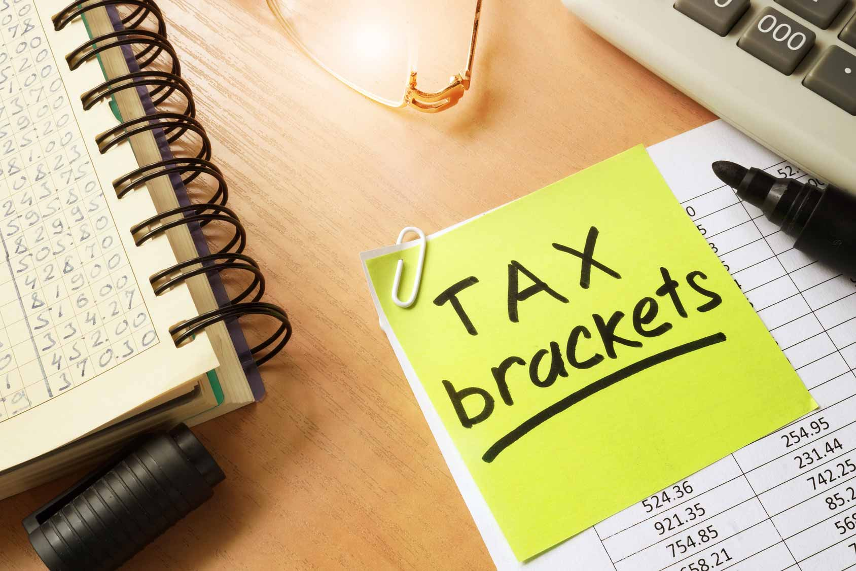 Combined Federal And Alberta Tax Brackets And Tax Rates