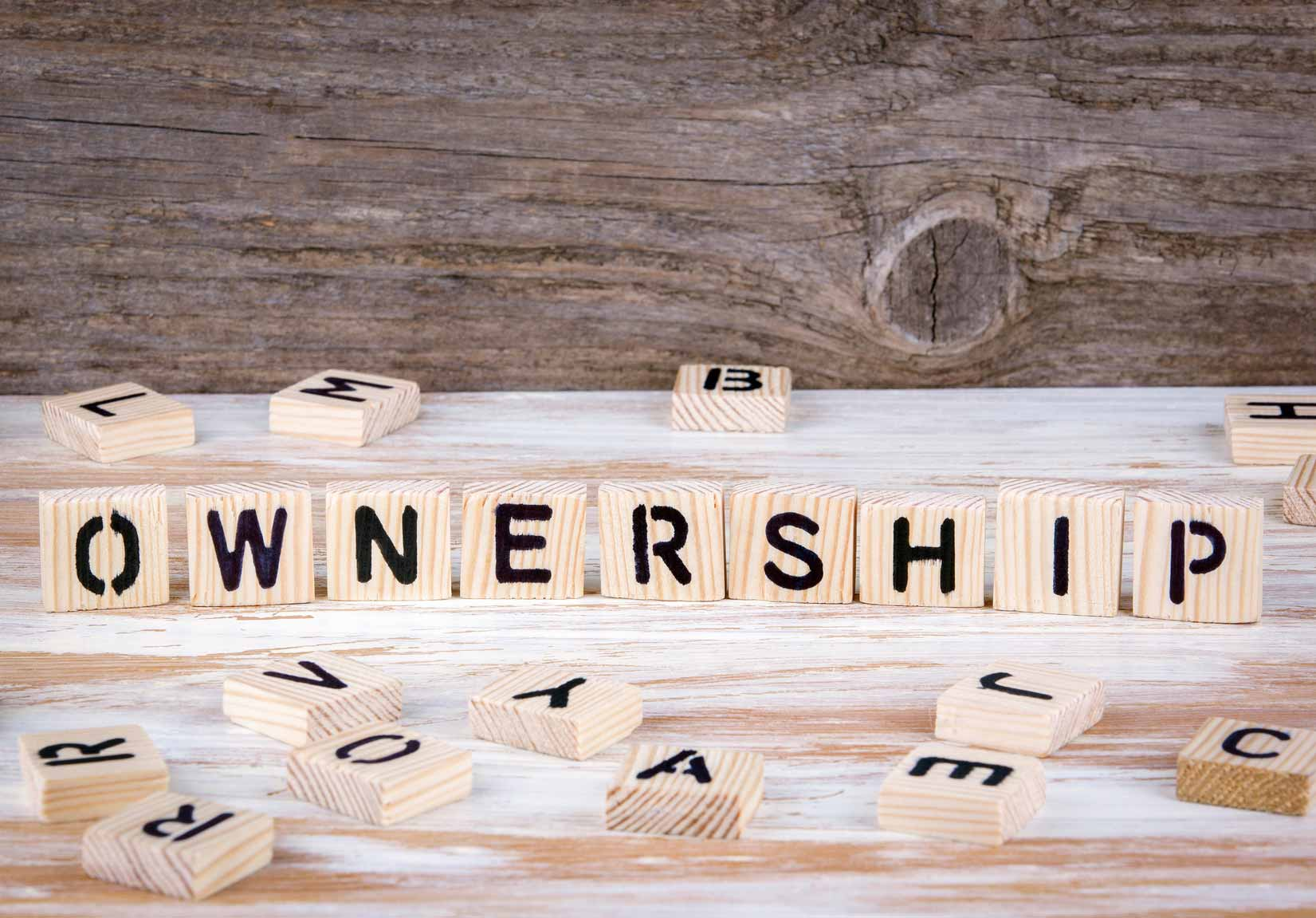 The Type Of Ownership You Use For Your Business Has A Big Impact