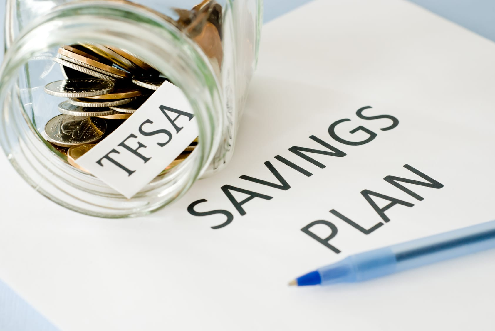 Tax Free Savings Accounts – TFSA
